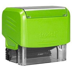 Carimbo Personalizado Trodat Printy 3911 Verde