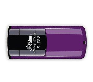 Carimbo de Bolso Shiny Handy Stamp - Violeta
