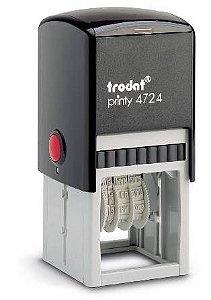 Carimbo Personalizado Auto-Entintado Datador Trodat 4724