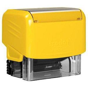 Carimbo Personalizado Trodat Printy 3911 Amarelo