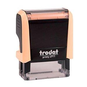 Carimbo Personalizado Trodat Printy 4911 P4 - Creme