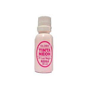 Tinta Neon Globo - Rosa