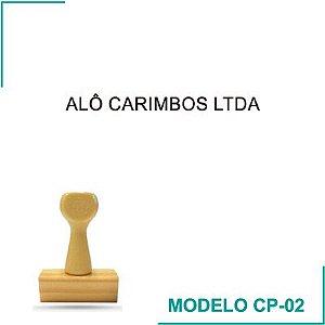 Carimbo de Assinatura - CP-02
