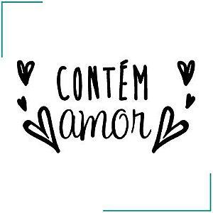 Carimbo Contém Amor - CA-05
