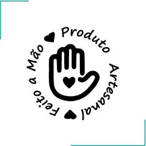 Carimbo Produto Artesanal - PA-02