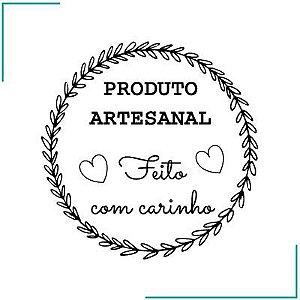 Carimbo Produto Artesanal - PA-07
