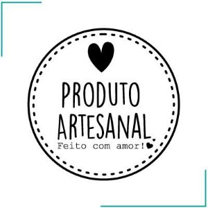 Carimbo Produto Artesanal - PA-08