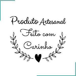 Carimbo Produto Artesanal - PA-13
