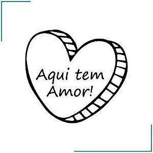 Carimbo Contém Amor - CA-14
