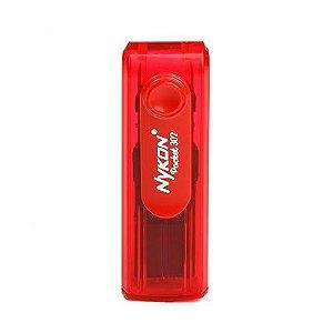 Carimbo de Bolso Nykon Pocket - Vermelho