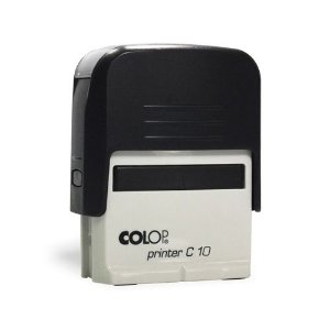 Carimbo Colop Printer 10 - Preto