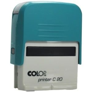 Carimbo Personalizado Colop Printer 20 - Verde