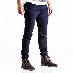 Calça Jeans Skinny Azul Escuro Rota 77