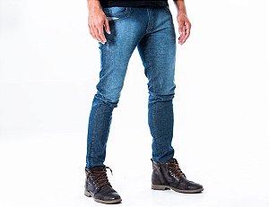 Calça Jeans Skinny Azul Rota 77