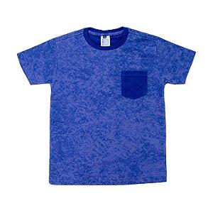 Camiseta Gola Careca Manga Curta Infantil