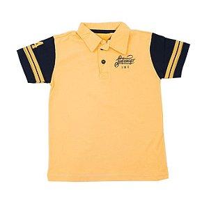 Camiseta Polo Infantil
