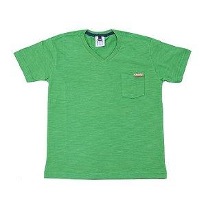Camiseta Gola V Infantil