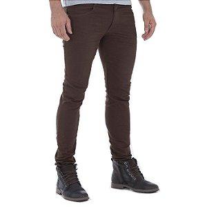 Calça Jeans Skinny Café Rota 77