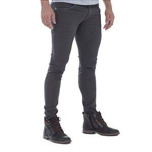Calça Jeans Skinny Cinza Rota 77
