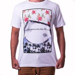 Camiseta Estampada Florida Sunshine