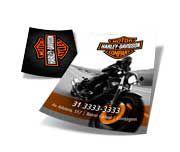 Folder flyers 04x04 cores CMYK 80gr - 15x21cm