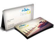 Cartão de visita Papel Reciclato