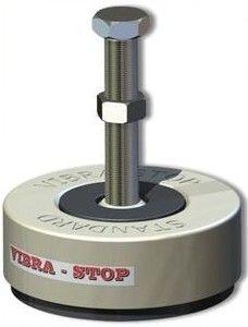 Amortecedor de Borracha  2000K Mini 1/2 - vibra Stop