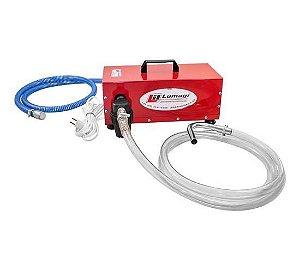 Bomba Elétrica para Drenagem de Tanque / Transferência de Óleo Diesel  com Filtro em 127v - Lumagi