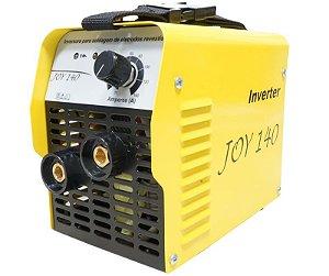 Inversora de Solda Inverter Joy 140  220v - Merkle Balmer