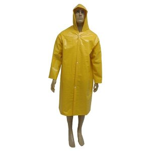 Capa de Chuva PVC. XG Amarela - Protcap