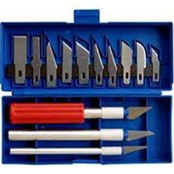 Faca de Precisão Jogo 13 Pcs - Lee Tools