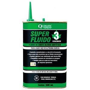 Fluido para Corte 500 ml 03 -Quimatic