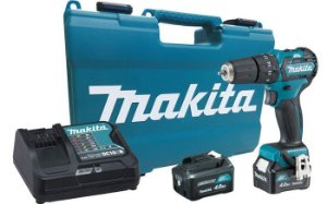 Furadeira e Parafusadeira Impacto  HP332DSME 3/8 12V - Makita