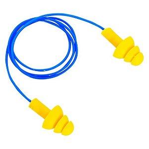 Protetor Auricular Plug PVC Dystray