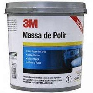 Massa para Polir 1kg - 3M