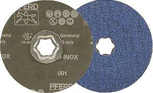 Disco de Fibra 4.1/2 CC-Grind Inox Combiclick - Pferd