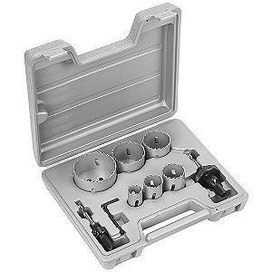Kit de Serras Copo com 9 Peças - Bosch