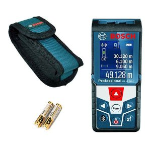 Medidor de Distancia 50m GLM 50c - Bosch