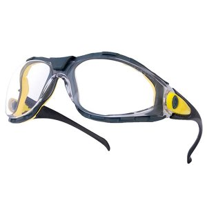 Óculos Pacaya Clear Incolor - Deltaplus