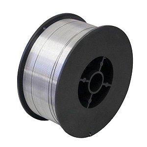 Arame MIG 0.8mm revestido 1KG - Braxsolda