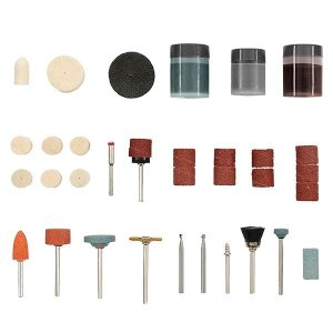 Kit Acessórios para Mini Retifica 105 Peças - Einhell