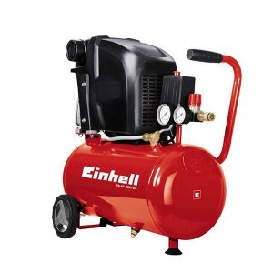 Motocompressor 230 watts 24 Litros 8,0 Bar TE-AC 220V - Einhell