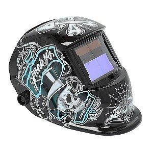 Máscara de Solda Automática Lucky's - Weld Vision