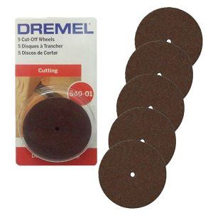 Disco de Corte para Metal 1.1/4 Pol. (31,8mm)  540-01 - Dremel