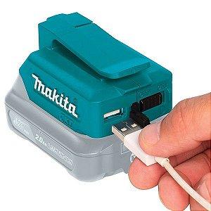 Carregador de Celular e Tablet ADP06 12V - Makita