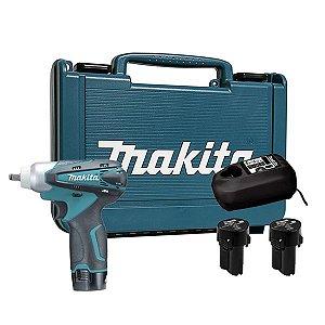 Chave de Impacto 3/8 TW100DWE 10.8V 12v - Makita