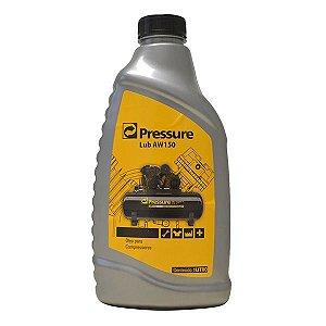 Óleo para Compressor de Ar LUB AW150 1L - Pressure