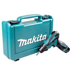 "Parafusadeira/Furadeira À Bateria 10 MM (3/8"") DF330DWLE - Makita"