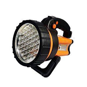 Lanterna Recar 37 Led 4V DASL400 - DAEWOO