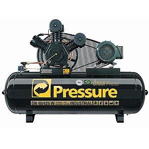 Compressor de 40 Pés 425 Litros 10HP Onix - Pressure